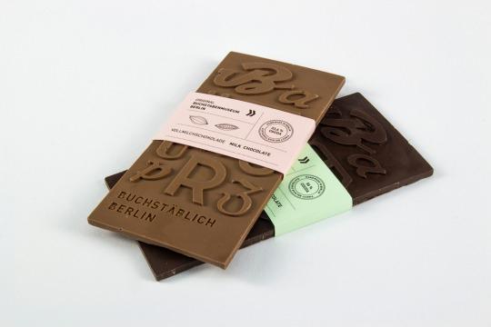巧克力字体模板